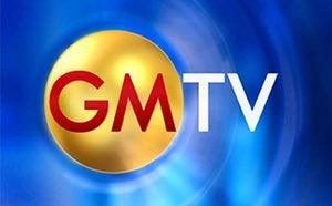 Dr Xavier talking about sun protection on GMTV