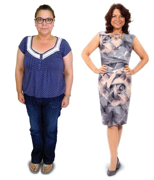 How much weight loss on weight watchers simple start